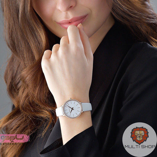جدیدترین مدل ساعت دخترانه بندچرمی
