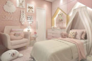دکوراسیون اتاق خواب دختربچه