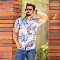 جدیدترین مدلهای پیراهن مردانه هاوایی طرح های ۲۰۱۹