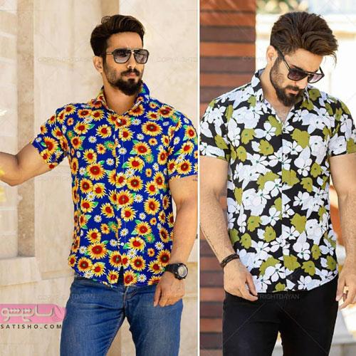 مدلهای پیراهن مردانه سال جدید