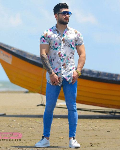 شیک ترین مدلهای پیراهن مردانه سال 98