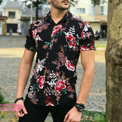 پیراهن مردانه جدید۲۰۲۰ ارزان و شیک