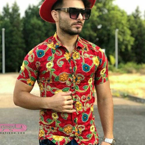 مدل لباس مردانه هاوایی مد سال 98