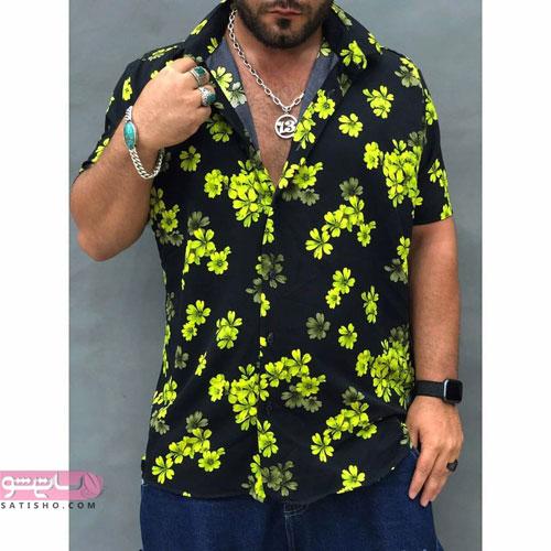 مدل لباس هاوایی مردانه