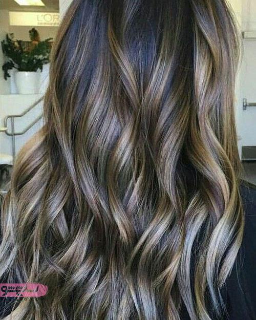 جدیدترین رنگ موهای زنانه در اینستاگرام
