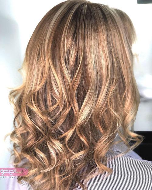 رنگ مو مناسب برای مو کوتاه