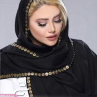 بیش از ۵۰ مدل شال و روسری مشکی برای محرم ۹۸ مناسب شیک پوشان
