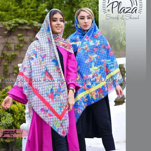 مدل روسری 98 برای خانم های خوش سلیقه