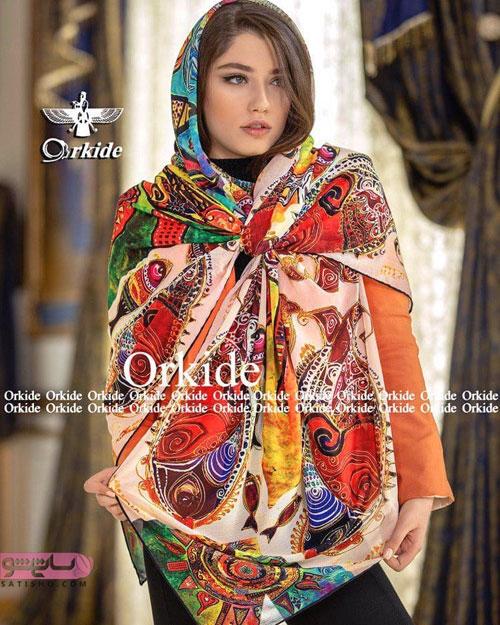 مدل روسری دخترونه برای عید قربان و غدیر