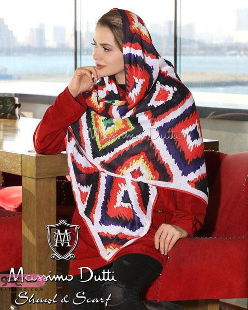 حجاب استایل روسری ایرانی