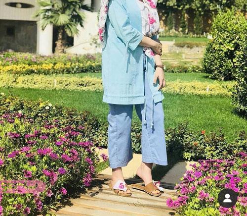 جدیدترین مدل شلوار مام استایل زنانه 98