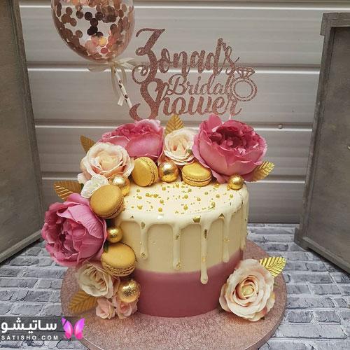 نمونه کیک تولد دخترانه جدید 98