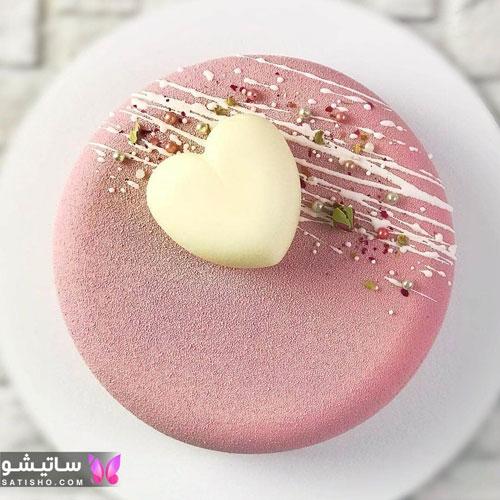 ایده تزئین کیک جدید