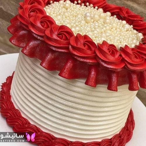 مدل های جدید کیک تولد زنانه