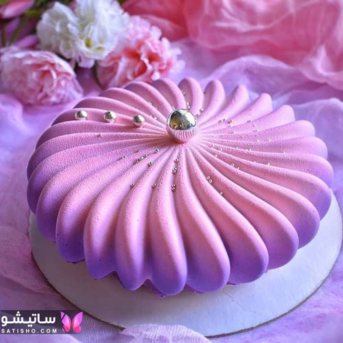 لاکچری ترین کیک تولد دخترانه