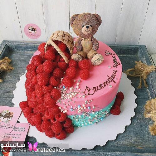 بهترین مدل کیک تولد برای دختر