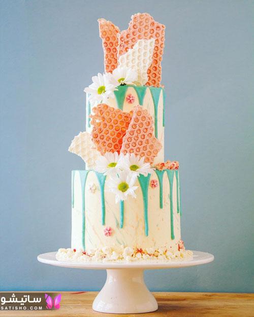 عکس کیک های زیبا و خوشگل برای تولد