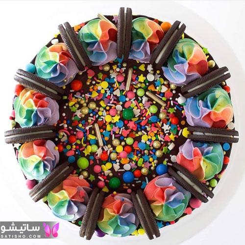 مدل کیک های زیبا و خوشمزه برای جشن تولد