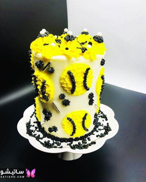 مدل کیک تولد خوشگل خونگی