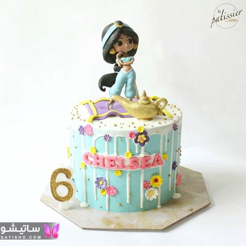 مدل کیک تولد کودکانه