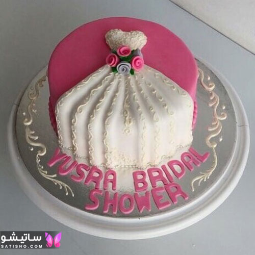 مدل کیک تولد جدید دخترانه 98