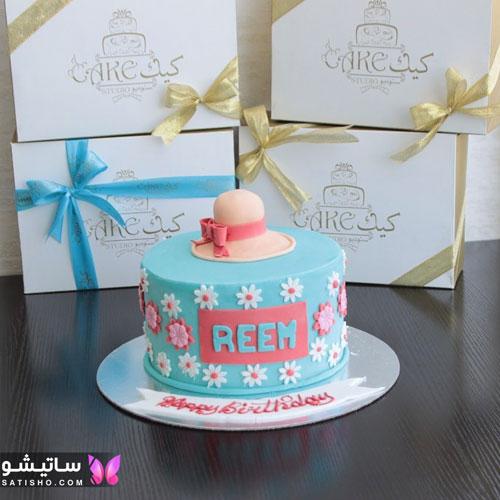 کیک تولد دخترانه جدید 98