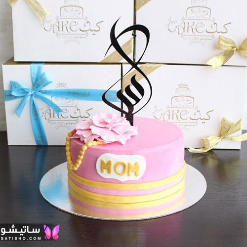 جدیدترین کیک تولد دخترانه