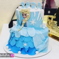 جدیدترین مدل های کیک تولد دخترانه ۹۸