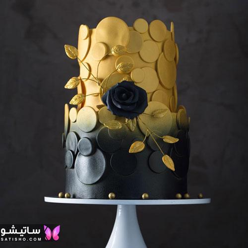 کیک تولد دخترانه مدل های زیبا