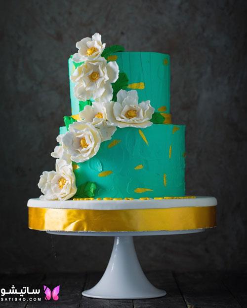 مدلهای لاکچری کیک برای تولد