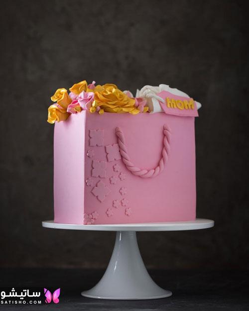 مدل های زیبا کیک تولد دخترانه 98