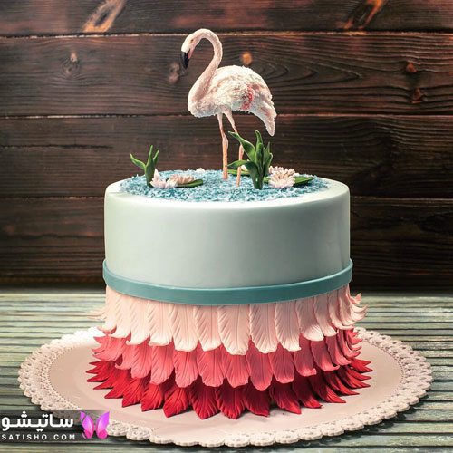جدیدترین مدل کیک تولد دخترانه 98