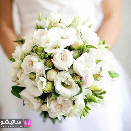 مدل دسته گل جذاب عروس 2019