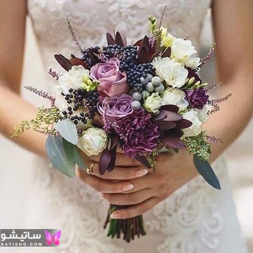 جدیدترین دسته گل عروسی