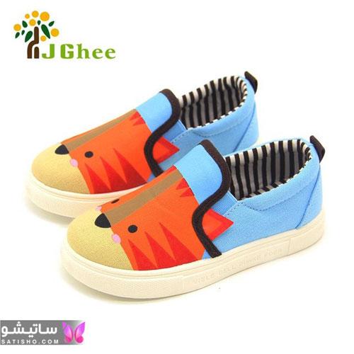 جدیدترین مدل کفش تابستانه بچه گانه پسرانه