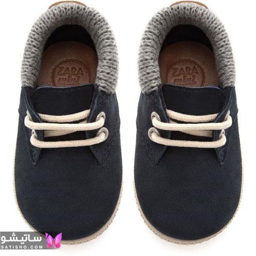 انواع کفش های پسرانه شیک