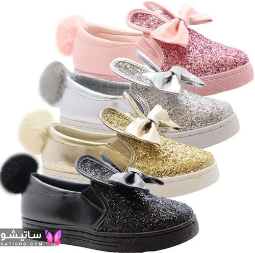 عکس مدل کفش های بچه گانه