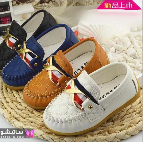 مدل کفش بچه گانه تابستانی