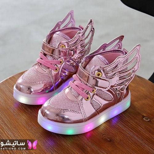 مدل کفش بچه گانه اینستاگرام
