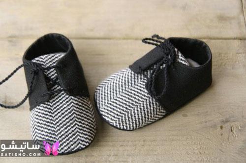جدیدترین مدل کفش پاییزه بچه گانه پسرانه
