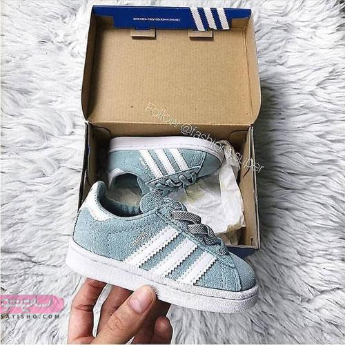 جدیدترین مدل کفش بچه گانه پسرانه نوزاد
