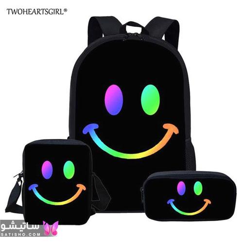 زیباترین ست کیف مدرسه دخترانه