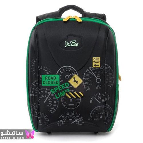 کیف مدرسه چرخ دار