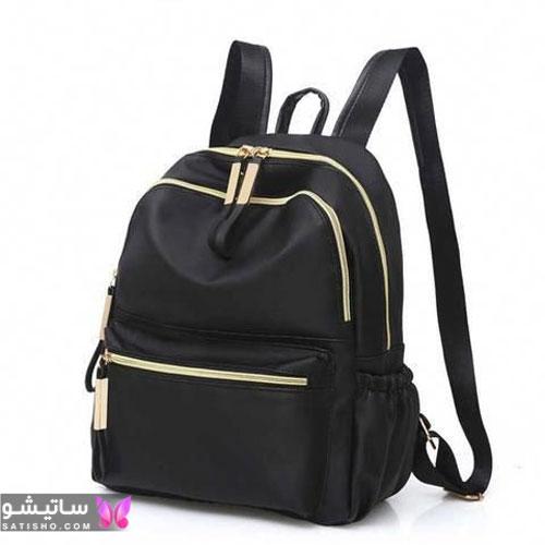 کیف مدرسه دخترانه شیک