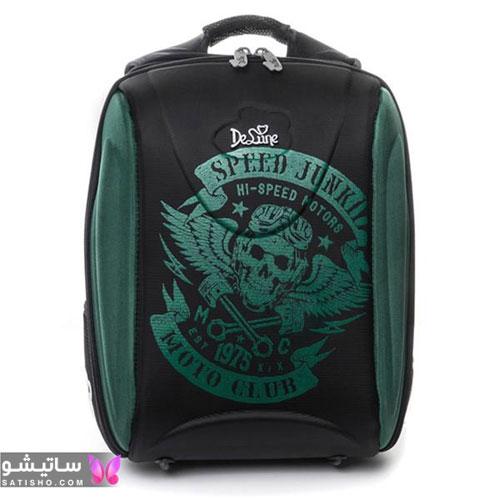 کیف مدرسه پسرانه اسپرت چرخ دار