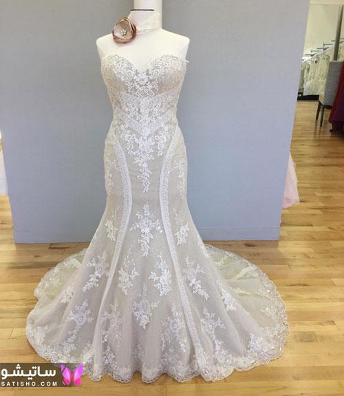 مدل لباس عروس ایرانی 2019 با طراحی های روز مخصوص عروس خانم های لاکچری