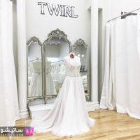 مدل لباس عروس ایرانی ۲۰۱۹ با طراحی های روز