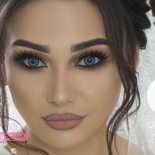 مدل میکاپ عروس خارجی و ایرانی