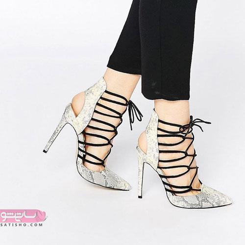 بهترین و جدیدترین مدلهای کفش زنانه