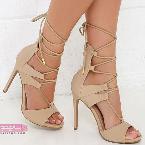 کفش مجلسی شیک زنانه جدید
